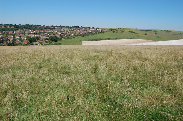 Footpath towards East Dean