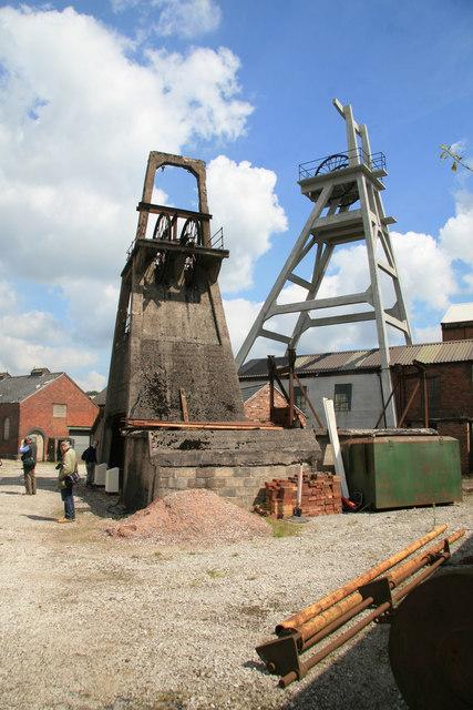 Dilhorne Colliery