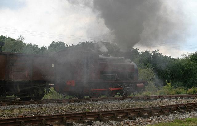 Foxfield Railway - now where did I put that loco?