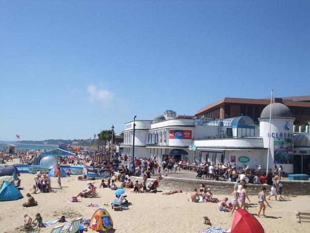 Oceanarium Bournemouth (C) Paul Gillett :: Geograph Britain and ...