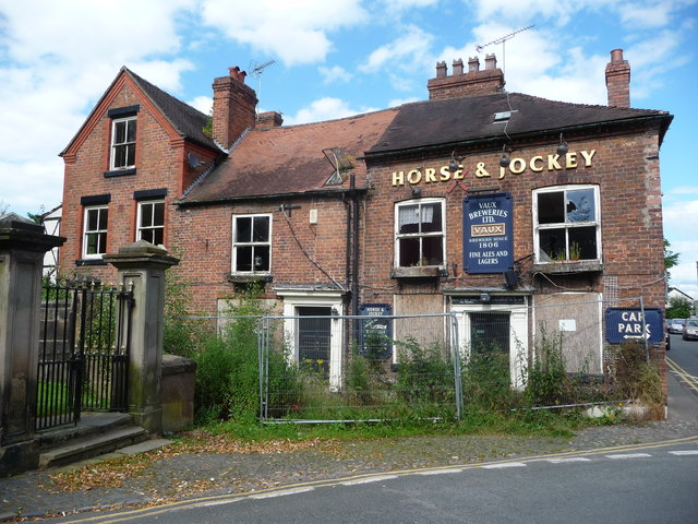 The Horse & Jockey pub, Whitchurch