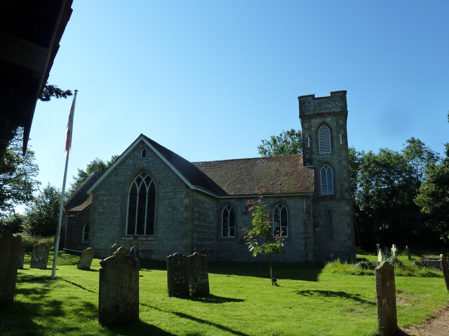 St Helen's Church (new)