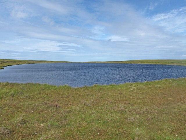 Loch nan Aighean