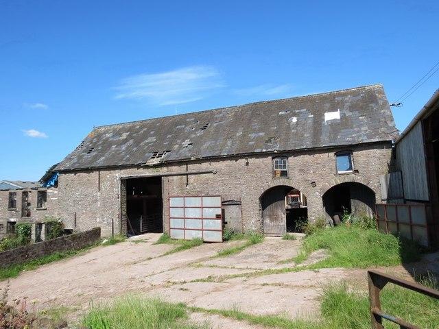Ffarm Ffordd Las Farm, Bwlch