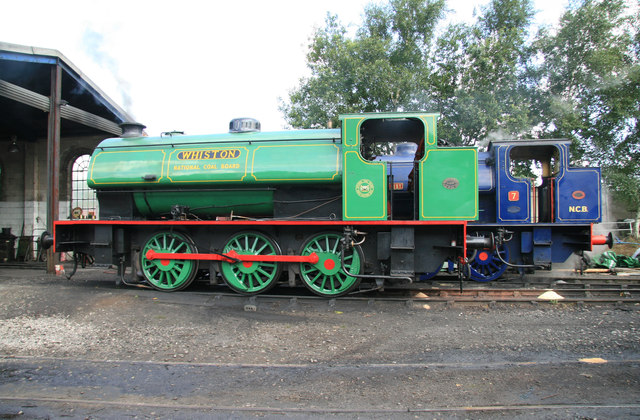Foxfield Railway - sisters