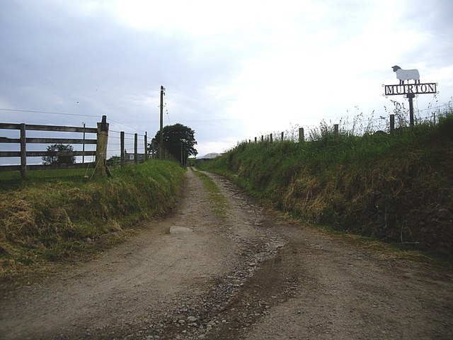 Access to Muirton farm
