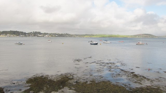 River Camel, Padstow