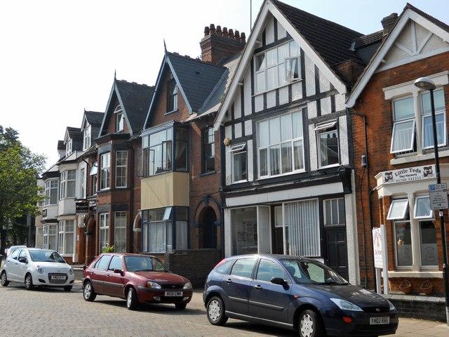 Rugby-Albert Street