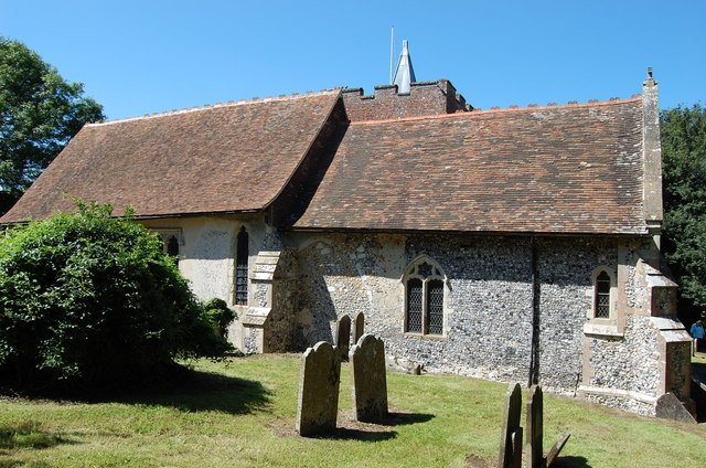 St Mary's church, Crundale