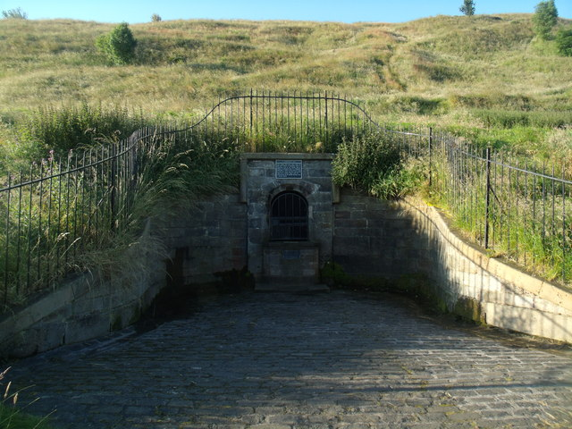 St. Margaret's Well, Holyrood Park