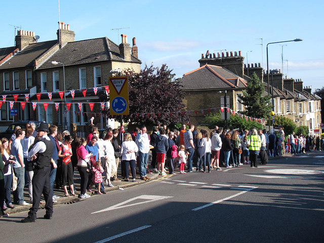 Torch relay: anticipation