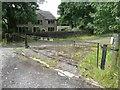 SD9624 : Gateway to Lee Side Farm by Humphrey Bolton
