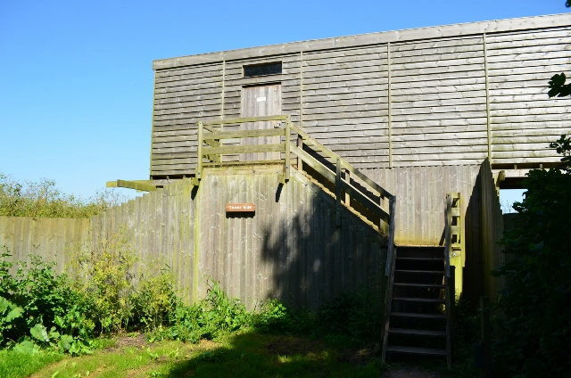 Tower Hide - Strumpshaw Fen