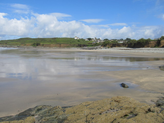 Perran Sands at Perranuthnoe
