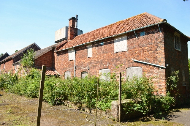 Hales and Heckington Workhouse