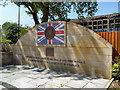 SD8901 : Failsworth War Memorial Garden by David Dixon