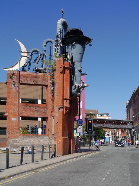 Tib Street Horn