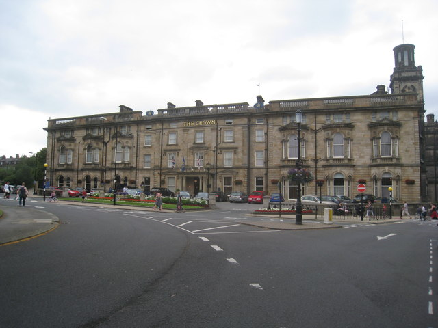 The Crown Hotel, Harrogate