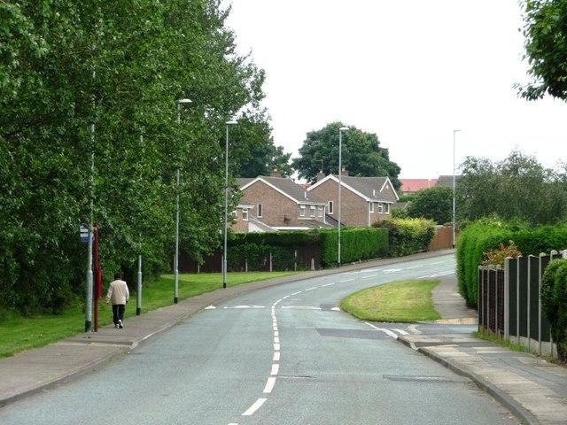 Naburn Approach, Whinmoor