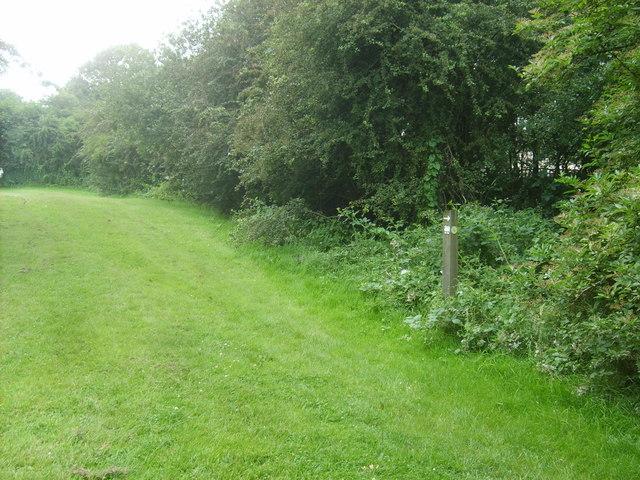 Spring Vale Park Marker