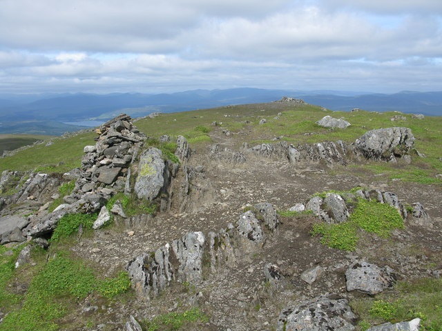 Carn Gorm Summit Cairn