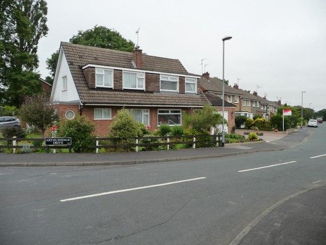 Arthursdale Drive, Arthursdale