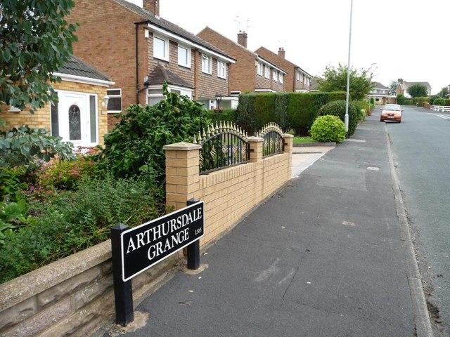 Arthursdale Grange, Arthursdale