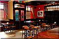Q8859 : Kilkee - O'Connell Street - Stella Maris Hotel Bar  by Joseph Mischyshyn