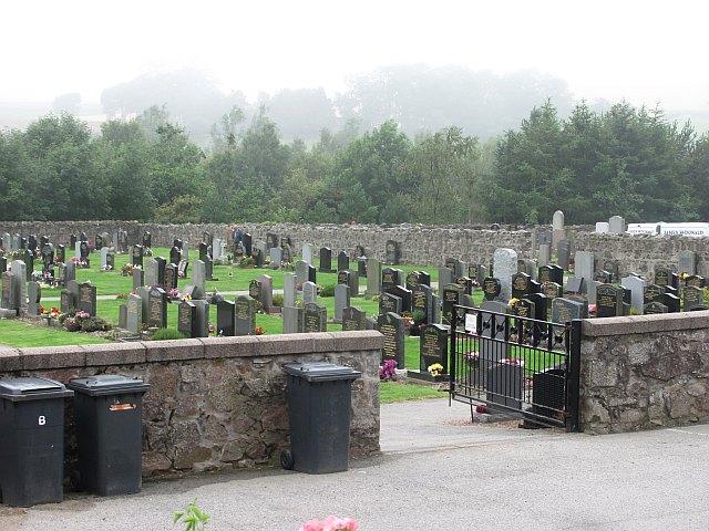 Cemetery, Ellon