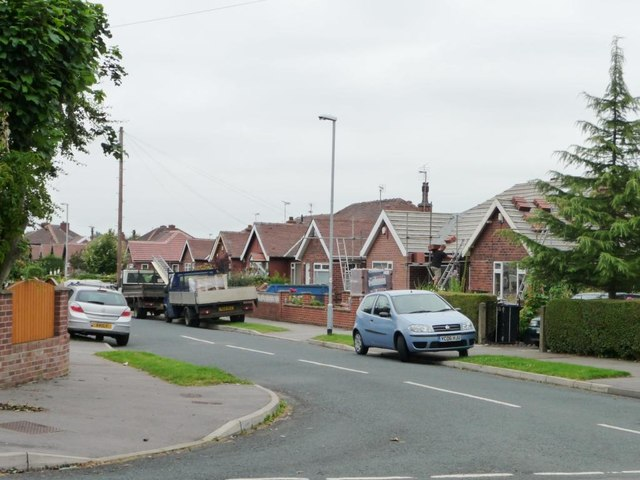 Bungalows in Penda's Walk