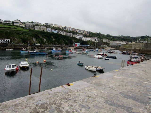 The Pool, Mevagissey