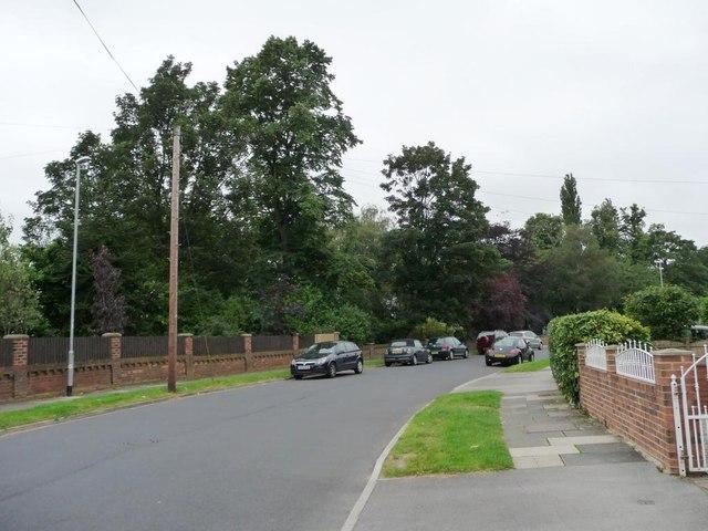 Manston Gardens