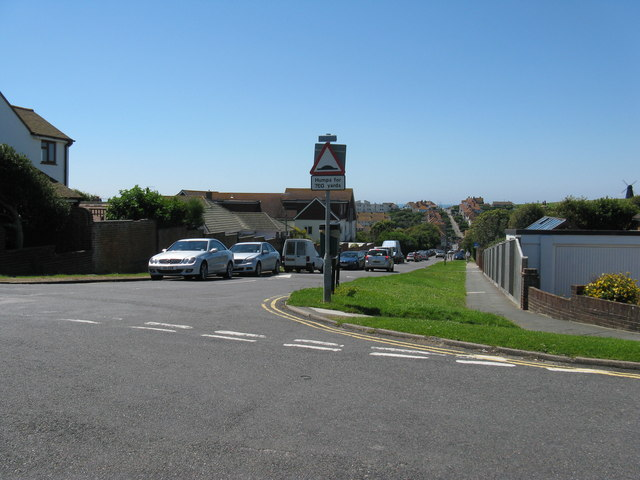 Steyning Road Rottingdean