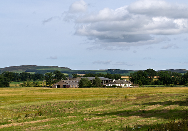 View towards Damside Farm