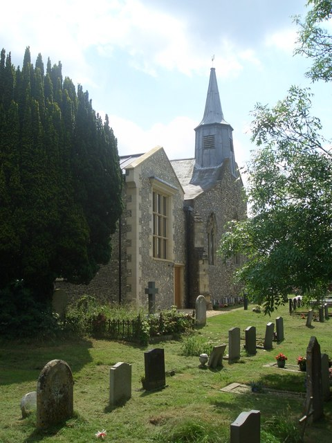 St Mary's Church, Hellesdon