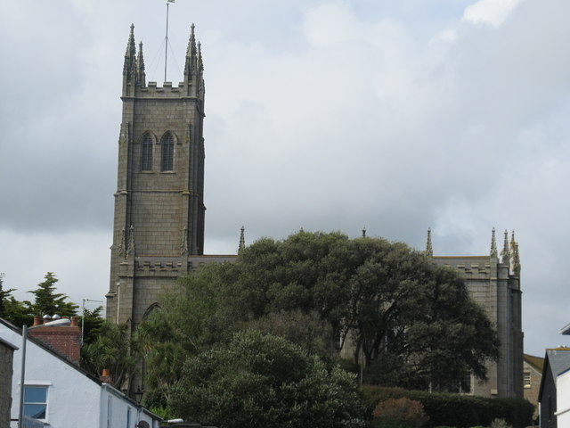 St. Mary's Church, Chapel Street, Penzance