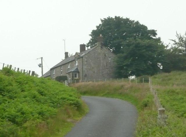 Approaching Greensidehill
