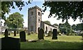 SK0967 : St Michael &amp; All Angels church, Earl Sterndale by Chris Morgan