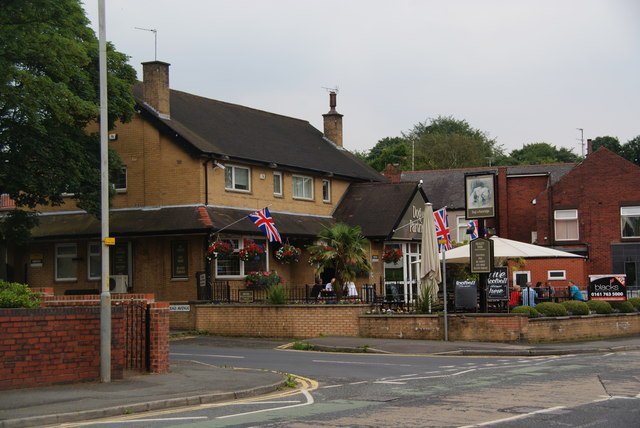 The Dog &amp; Partridge, Bamford