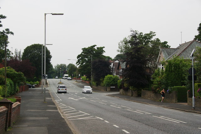 Bury Road, Bamford