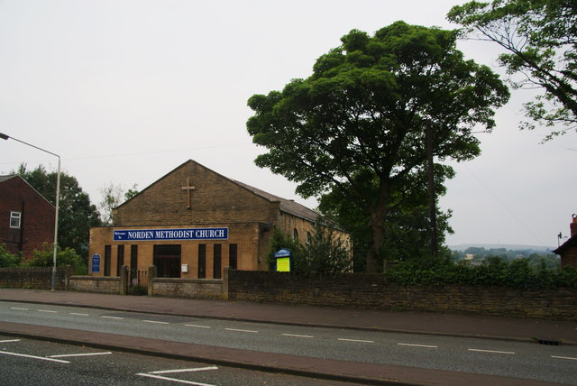 Norden Methodist Church