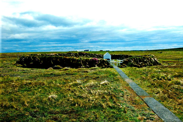 Loop Head Peninsula - Dunlicky Road - Historical/Religious Site