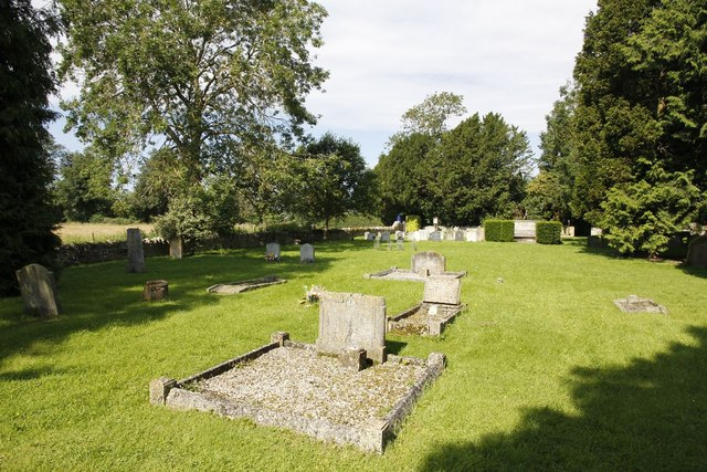 South Churchyard