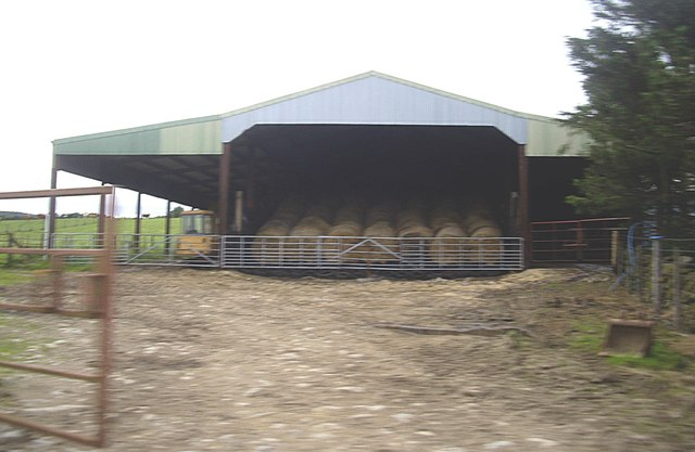 Greystones barn (2012)