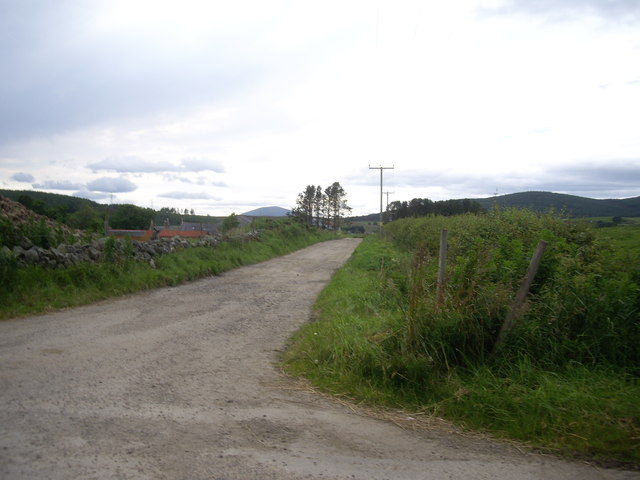 Access to Bogfern farm