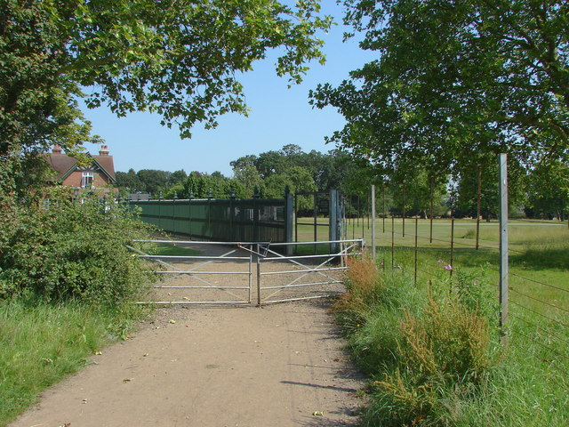 Deer Park fencing