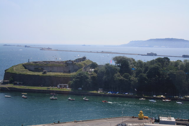 Nothe Fort and Portland