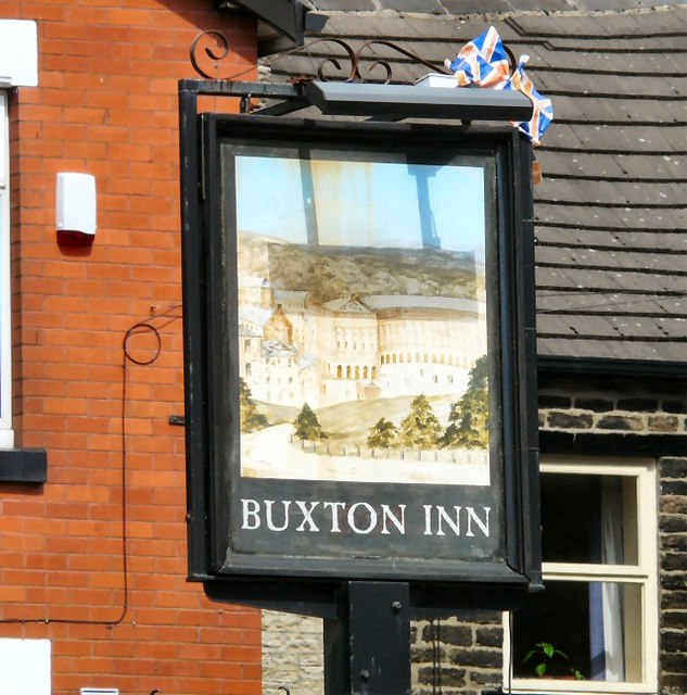 Sign of the Buxton Inn