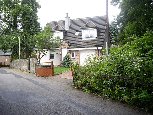 A cottage in Inchley Place