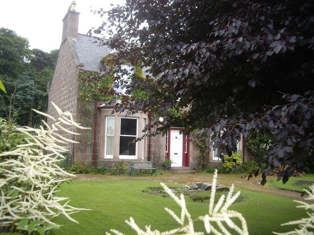 The former 'doctor's house', Torphins
